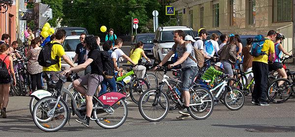 В России предложили ввести права для велосипедистов