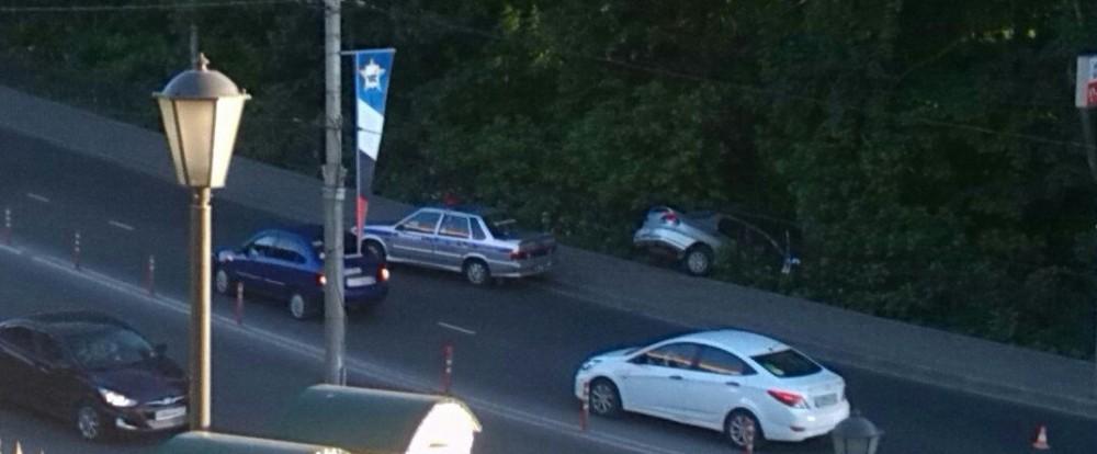 Очередное ДТП на улице Большой Советской произошло в Смоленске
