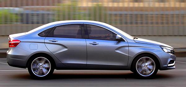 Lada Vesta получит три варианта трансмиссии