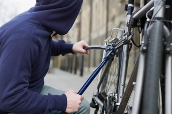 В Смоленске крадут велосипеды