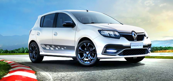 Renault представил самый мощный Sandero