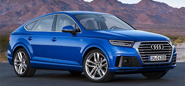Audi Q6 получит гибридную и водородную версию