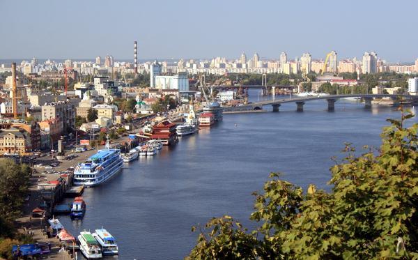 С чего начать путешествие по Киеву