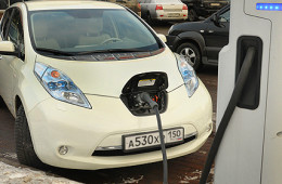 Депутаты предложили отменить транспортный налог для электрокаров
