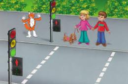 Возле смоленских школ появятся светофоры