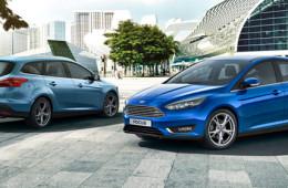 Ford назвал российские цены на обновленный Focus