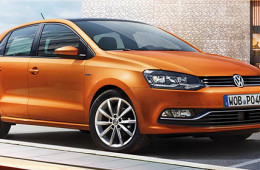 Volkswagen подготовил юбилейную версию Polo