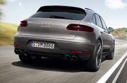 Porsche назвал российские цены на дизельную версию Macan