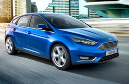Хэтчбеку Ford Focus ST добавили мощности
