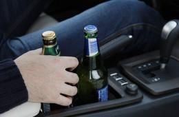 Пьяный водитель не хотел сдаваться и применил оружие.