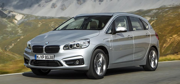 BMW разработала две новые гибридные модели