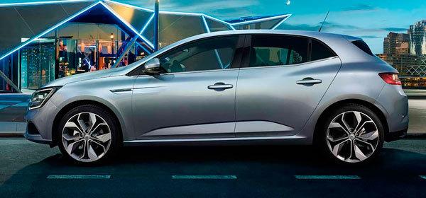 Renault показал Megane нового поколения