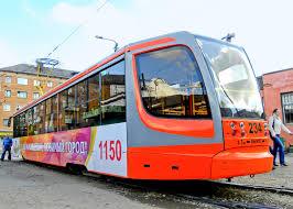 Трамваи перестали ходить на ж\д вокзал.