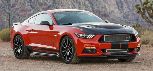 Ford Mustang получил 335-сильный мотор