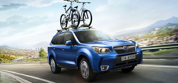 Subaru повысила цены на кроссовер Forester в России