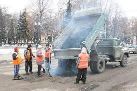 Смоленские дорожники усиленно готовят дороги к зиме.