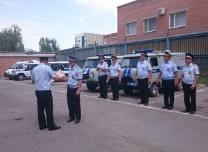 Смоленские инспекторы ГИБДД приняли участие в чемпионате по автомобильному многоборью.