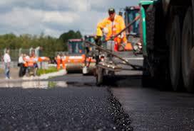 Снова ремонт дорог.