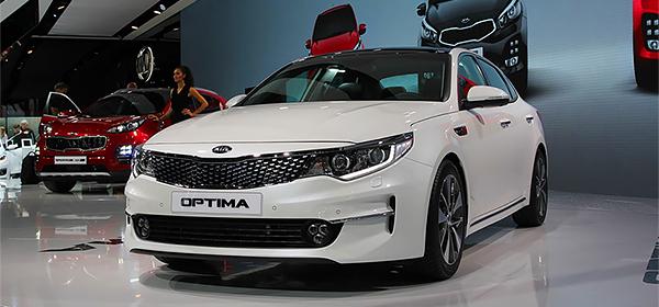 Новую Kia Optima выпустят в кузове универсал
