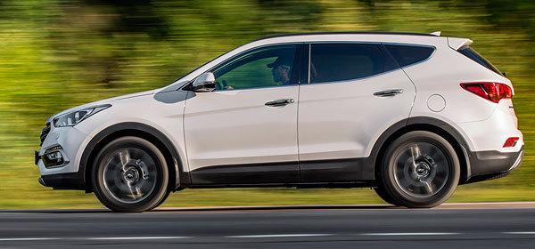 Hyundai объявил цены на обновленный Santa Fe