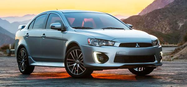 Компания Mitsubishi обновила Lancer
