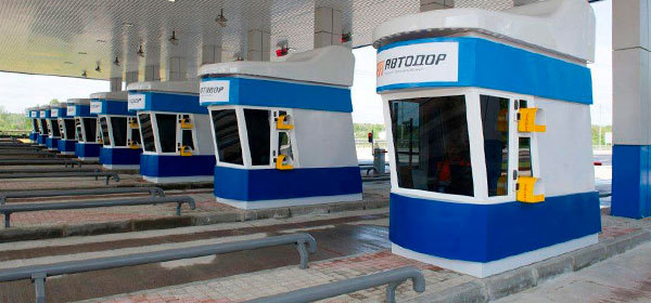 На трассе Москва – Санкт-Петербург ввели тестовую систему оплаты