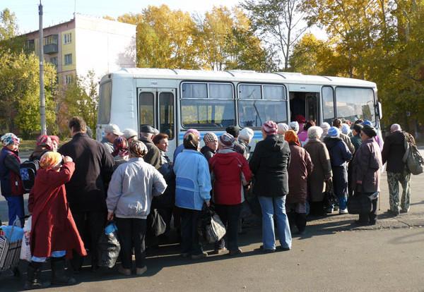 В Смоленске больше не будут ходить 3 дачных автобуса