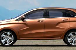 Lada XRAY появится в продаже в феврале 2016 года