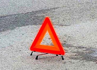 В Десногорске произошла серьёзная авария.