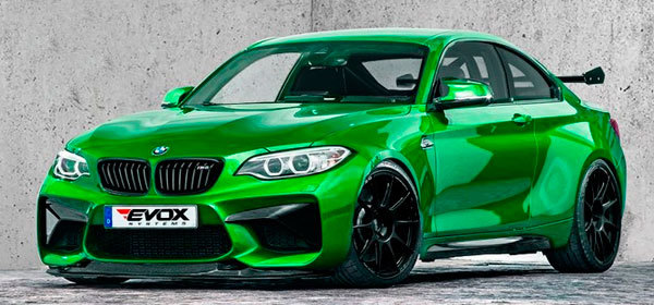Спортивному купе BMW M2 добавят мощности