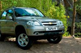 Первые Chevrolet Niva с двигателем Евро-5 поступили к дилерам