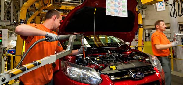 Российский завод Ford остановит производство на два месяца
