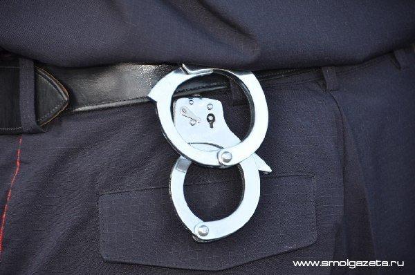 В Смоленской области полиция вернула угнанный автомобиль владельцу