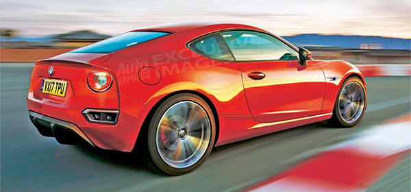 Opel привезет в Женеву новое купе GT