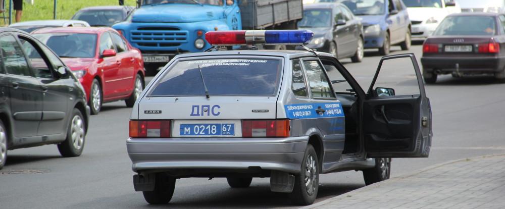В Смоленской области проводятся сплошные проверки автовладельцев.