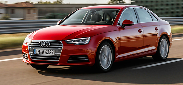 Audi назвала российские цены на новое поколение A4