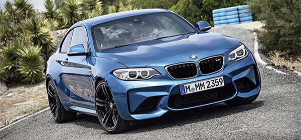 BMW показала спортивное купе M2
