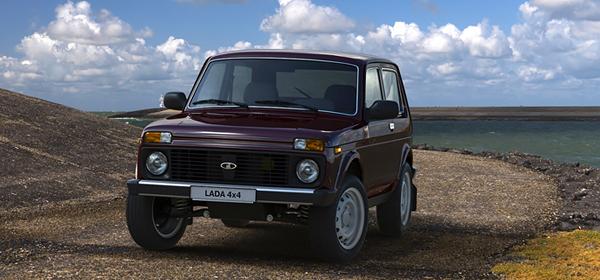 АвтоВАЗ разработал спецверсию Lada 4×4 для экспорта