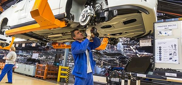 АвтоВАЗ приостановил сборку Renault и Nissan из-за проблем с поставщиком