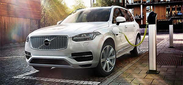 Компания Volvo разработает свой первый электрокар