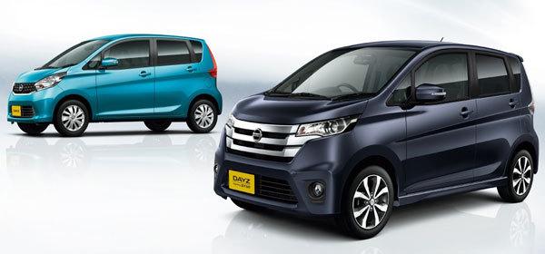 Mitsubishi и Nissan совместно разработают компактные автомобили