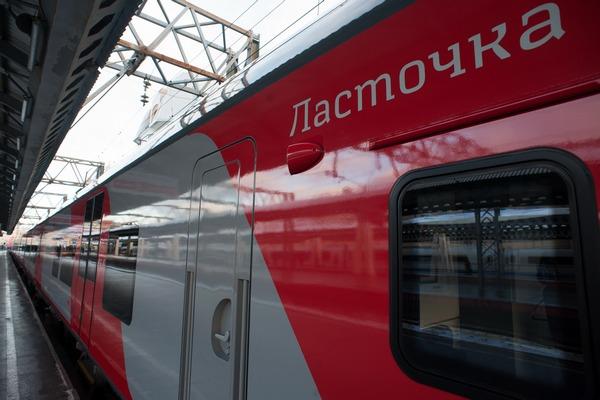 «Ласточки» от Смоленска до Москвы станут быстрее