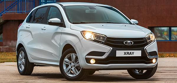 АвтоВАЗ объявил о старте серийного производства Lada XRAY