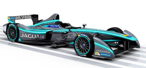 Jaguar выставит команду в чемпионате по гонкам на электрокарах