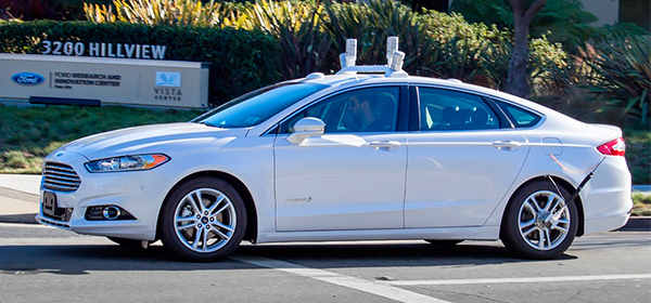 Ford выведет машины с автопилотом на дороги общего пользования в 2016 году