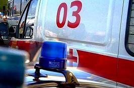 Nissan Qashqai загорелся вечером в Смоленске в переулке Мало-Мопровском