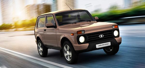 Lada 4×4 обновится в 2016 году
