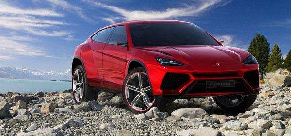 Кроссовер Lamborghini может стать гибридным