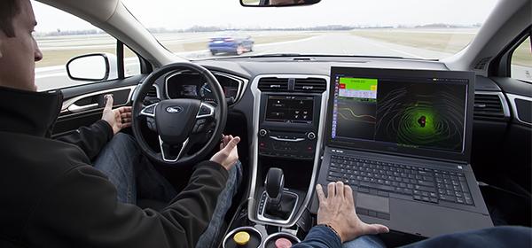 Google и Ford создадут новую компанию для разработки беспилотников