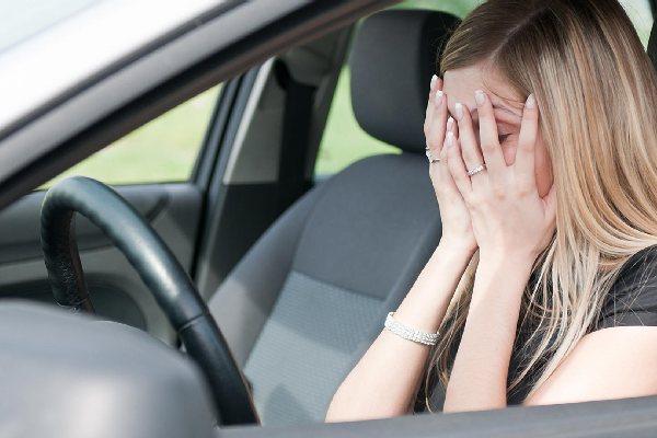 В Смоленской области начинающие водители стали чаще попадать в аварии